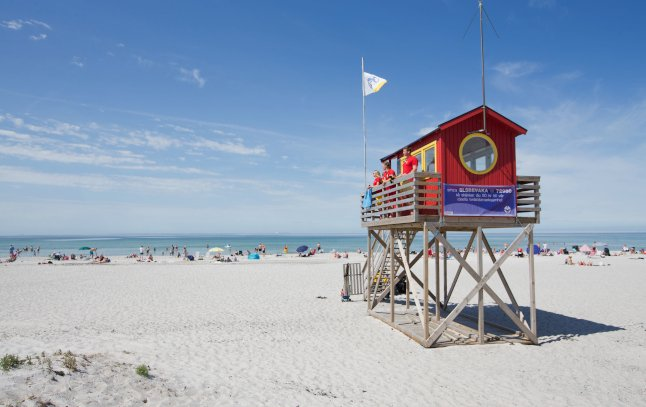 Where to find Sweden's cleanest beaches in summer 2021