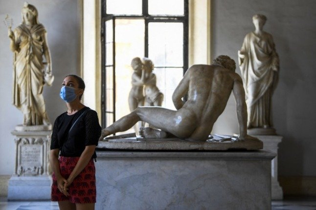 Can tourists use Italy's Covid health pass to access museums, concerts and indoor dining?