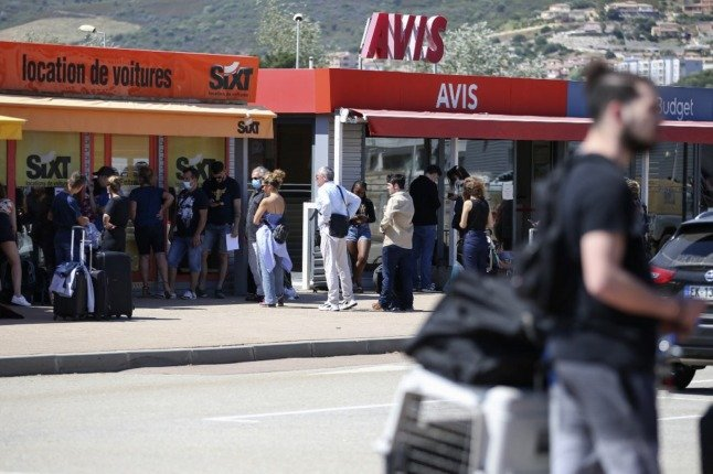 How a rental car shortage in Europe could scupper summer holiday plans