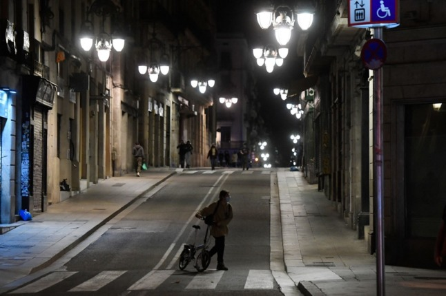 Valencia region paves way for how curfews can return to Spain without state of alarm powers