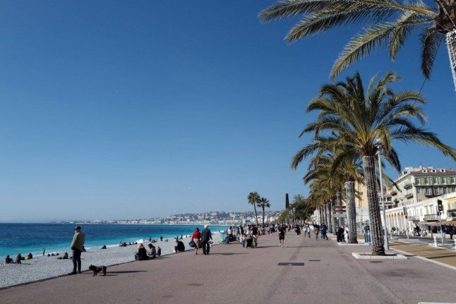 French city of Nice becomes Unesco world heritage site
