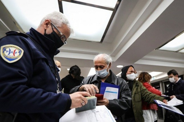France to tackle Covid fourth wave with stricter border controls, health passports and compulsory vaccines