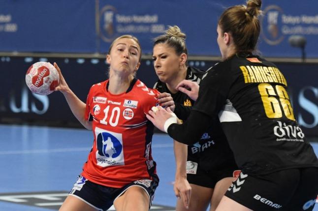 Norwegians give short shrift to fine for women's handball team