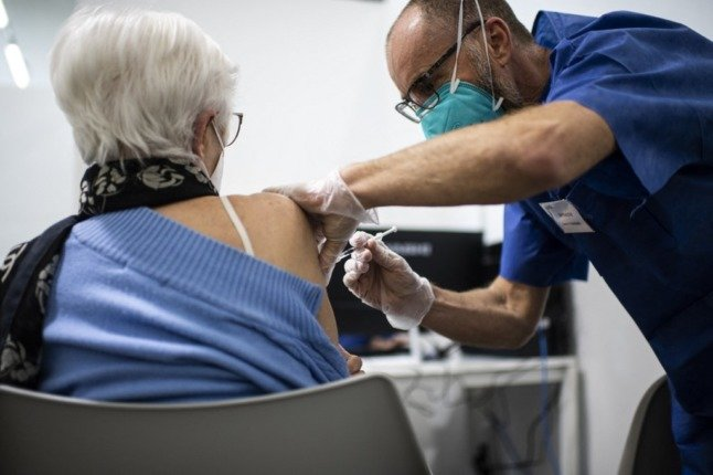 Italy expects to vaccinate 60 percent of over-12s by end of July