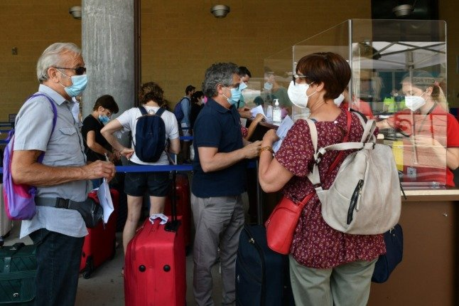 TRAVEL: What to expect if you're flying from the US to Italy