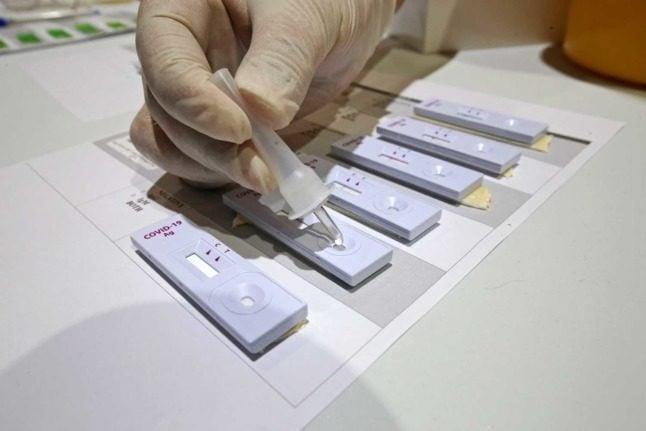 Antigen testing for travel now free in Switzerland