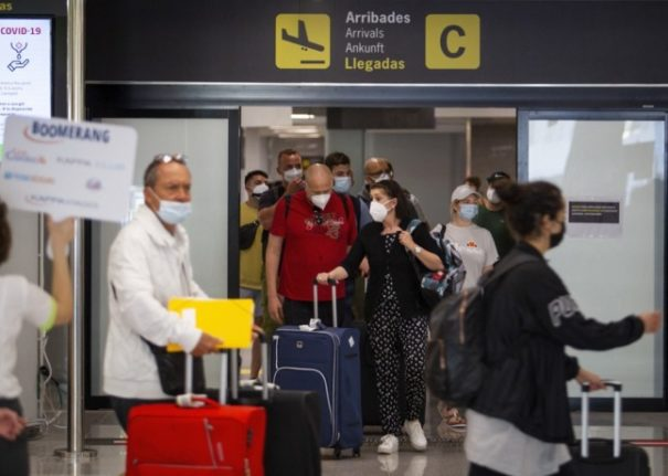 Spain imposes ten-day quarantine for arrivals from Argentina, Bolivia, Colombia and Namibia