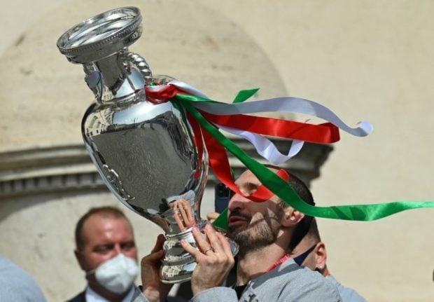 'Football came home': Italy celebrates Euro 2020 victory over England
