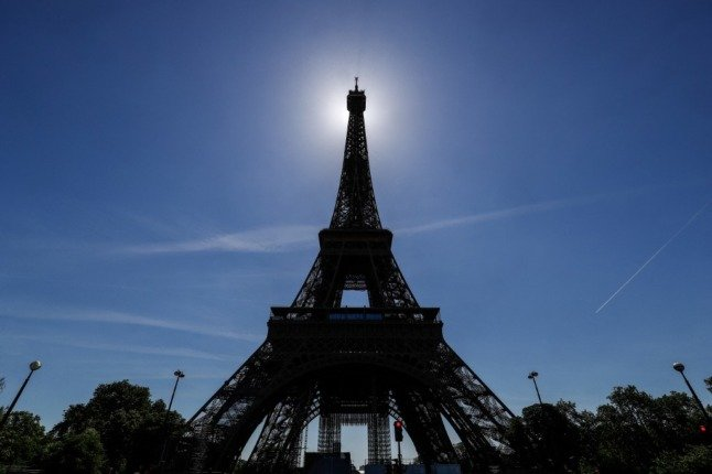 Eiffel Tower reopens from its longest closure since World War II