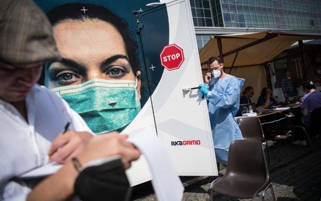 The Local's Confronting Coronavirus series nominated for major European media award