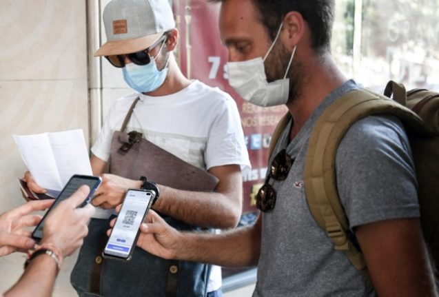 UPDATE: Italy makes Covid 'green pass' mandatory for restaurants, gyms, cinemas and more