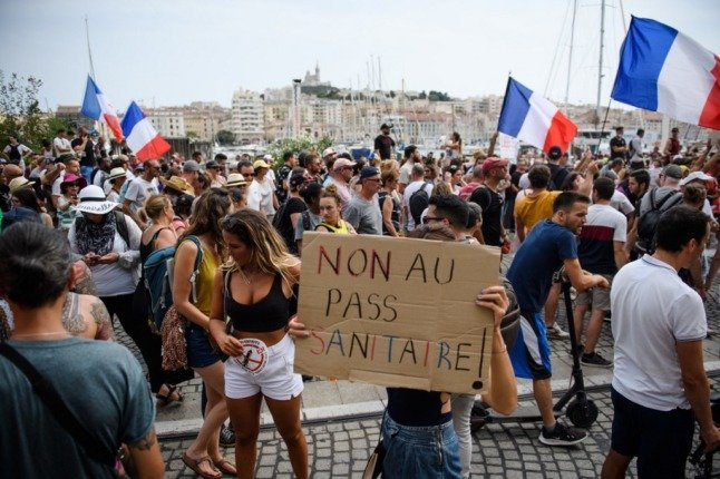 OPINION: Anti health passport protests will continue in France, but this is not a new 'yellow vest' moment