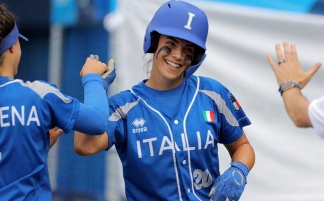 Why do Italian athletes wear blue?