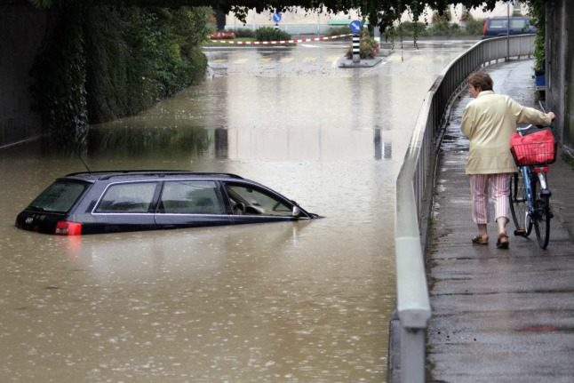 Floods: Why was Switzerland impacted less severely than Germany?