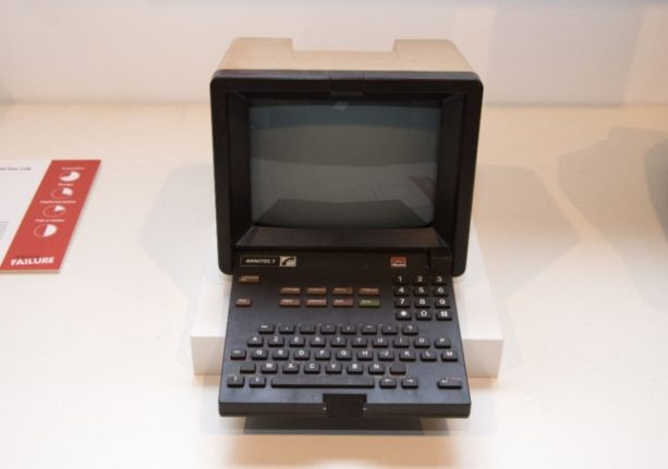 Frenchman behind Minitel – the online system that preceded the internet – dies aged 88