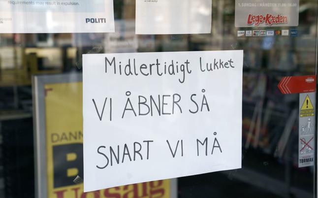 Denmark raises threshold for local Covid-19 lockdowns