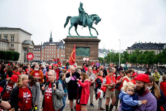 EXPLAINED: How could government intervene to settle Denmark nurses' strike?