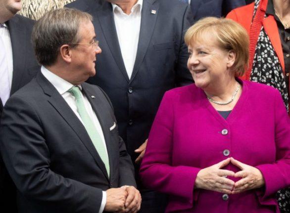 German words you need to know: Die Merkel-Raute