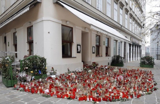Two under investigation in Germany over 2020 Vienna attack