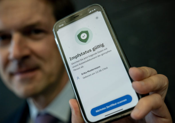 German pharmacies unable to issue digital Covid vaccine pass amid security fears