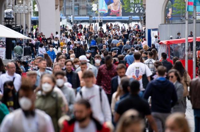 Herd immunity 'unattainable' in Germany, claims health expert