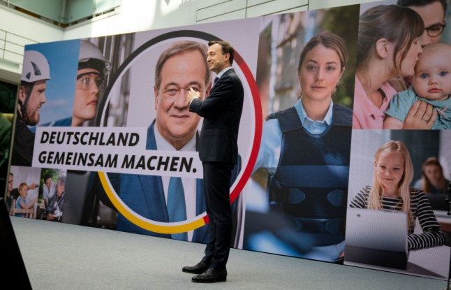 'Make Germany together'? How Merkel's CDU missed the mark on election campaign launch