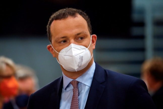 Masks 'will be needed indoors in autumn', says German Health Minister