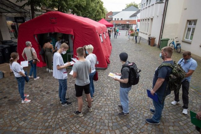 Car parks, job centres and festivals: How Germany is trying to get Covid jabs to everyone