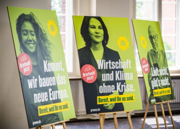 More trains and energy grants: What a Green election win could mean for Germany