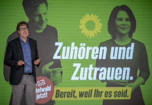 UPDATE: Germany's Greens eye comeback as they launch election campaign