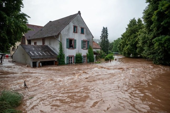 Dozens dead and more missing after floods hit western Germany