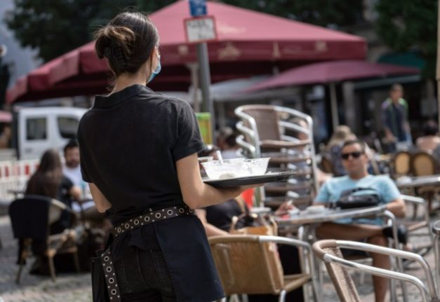German unemployment rate drops after Covid restrictions relaxed