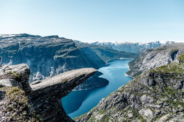You can now get married at this famous Norwegian beauty spot