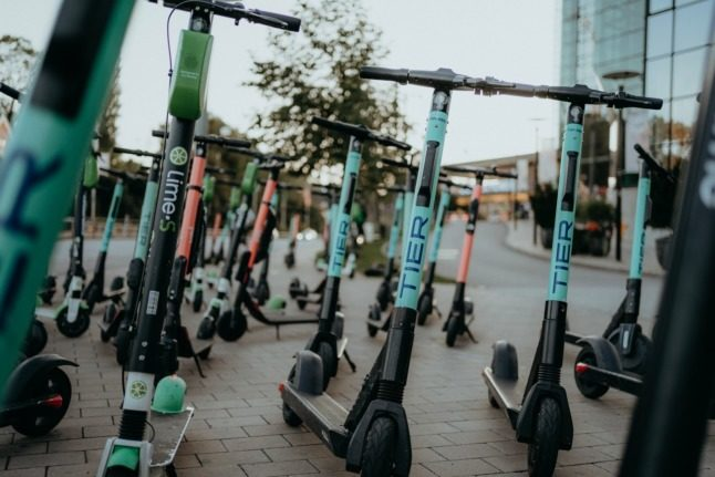Sharp increase in e-scooter accidents in Oslo leads to calls for stricter rules