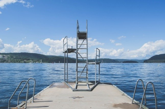 The six best places to swim outdoors in Oslo this summer