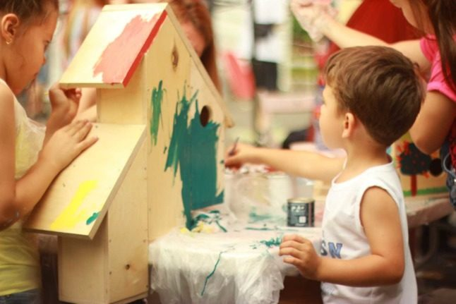 How to make childcare a little more affordable in Switzerland
