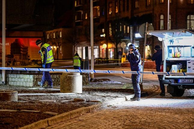 Swedish court locks up Vetlanda knife attacker for life