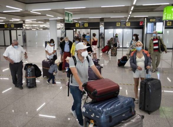 Spain lifts quarantine for arrivals for Latin American and African nations