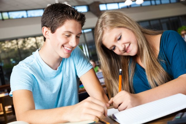 Should students take the lead in planning a school