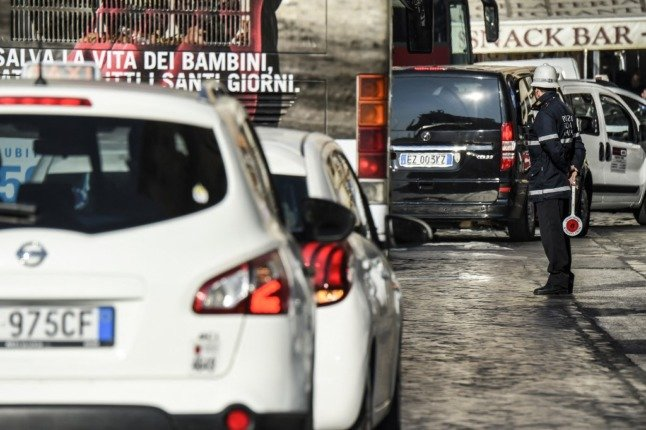 UK introduces new car sticker requirement for driving in Italy