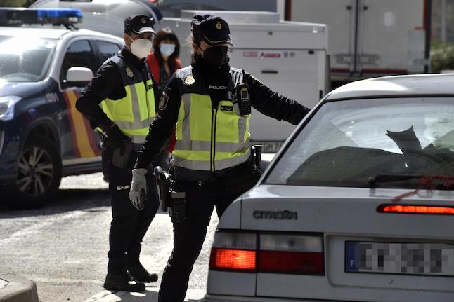 Spain opens 'terror probe' after car hits bar terrace