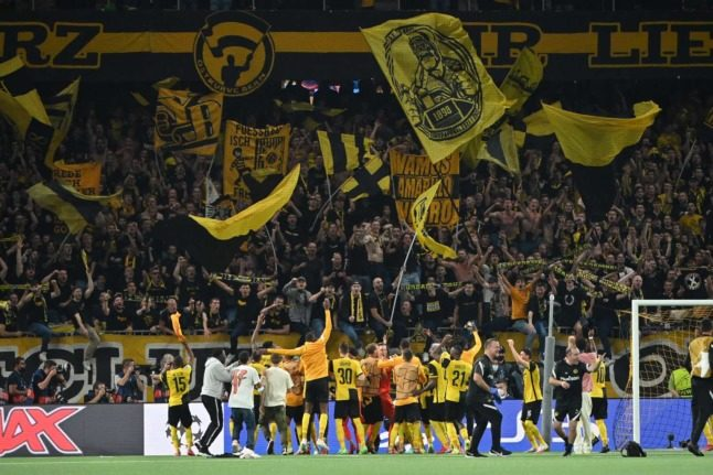 Young Boys: The story behind the Swiss football team's strange name