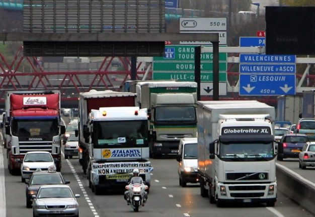 How France plans to tackle its lorry driver shortage