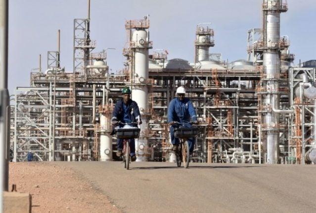 Algeria-Morocco standoff threatens Spain's gas supplies
