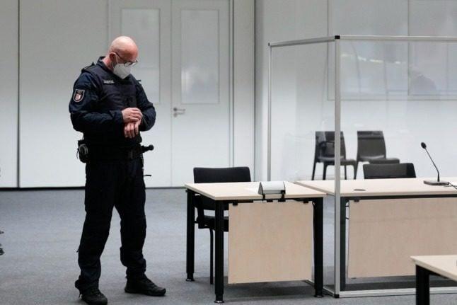 UPDATE: Former Nazi concentration camp secretary, 96, caught after escape bid
