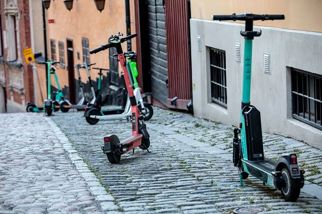 Cyclist dies after crashing into parked e-scooter in Swedish town