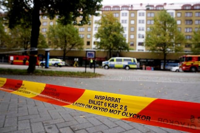Gothenburg blast: Police identify suspect with 'no link to criminal gangs'