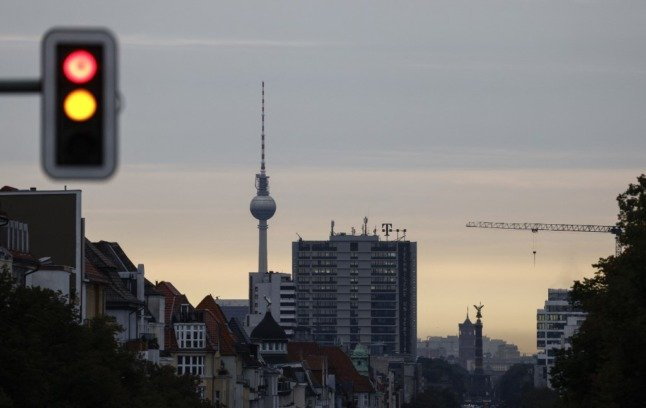 German parties meet as coalition haggling begins