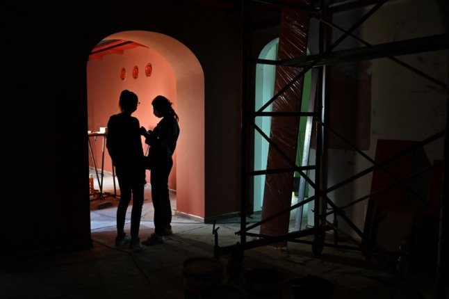 PROPERTY: Italy's 'superbonus' renovation projects delayed by builder shortages and bureaucracy