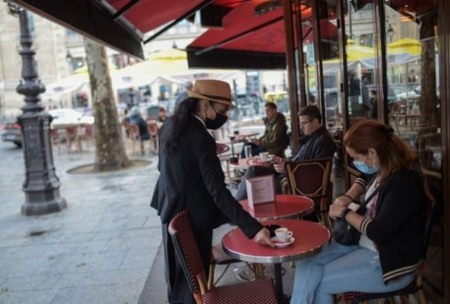 How to drink your coffee in the French style
